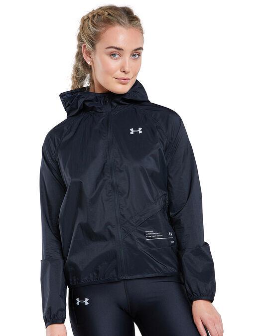 Womens Qualifier Packable Jacket