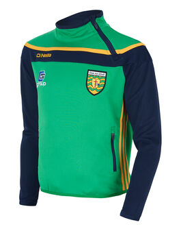 Kids Donegal Slaney Side Zip Top
