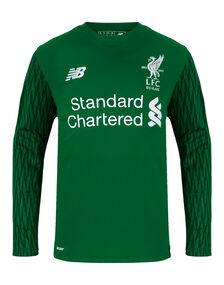 Kids Liverpool 17/18 Home GK Jersey