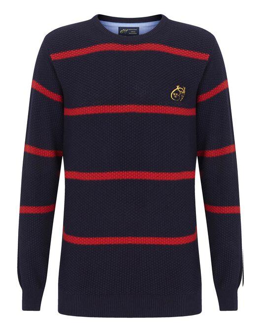 Mens Munster Crew Sweater
