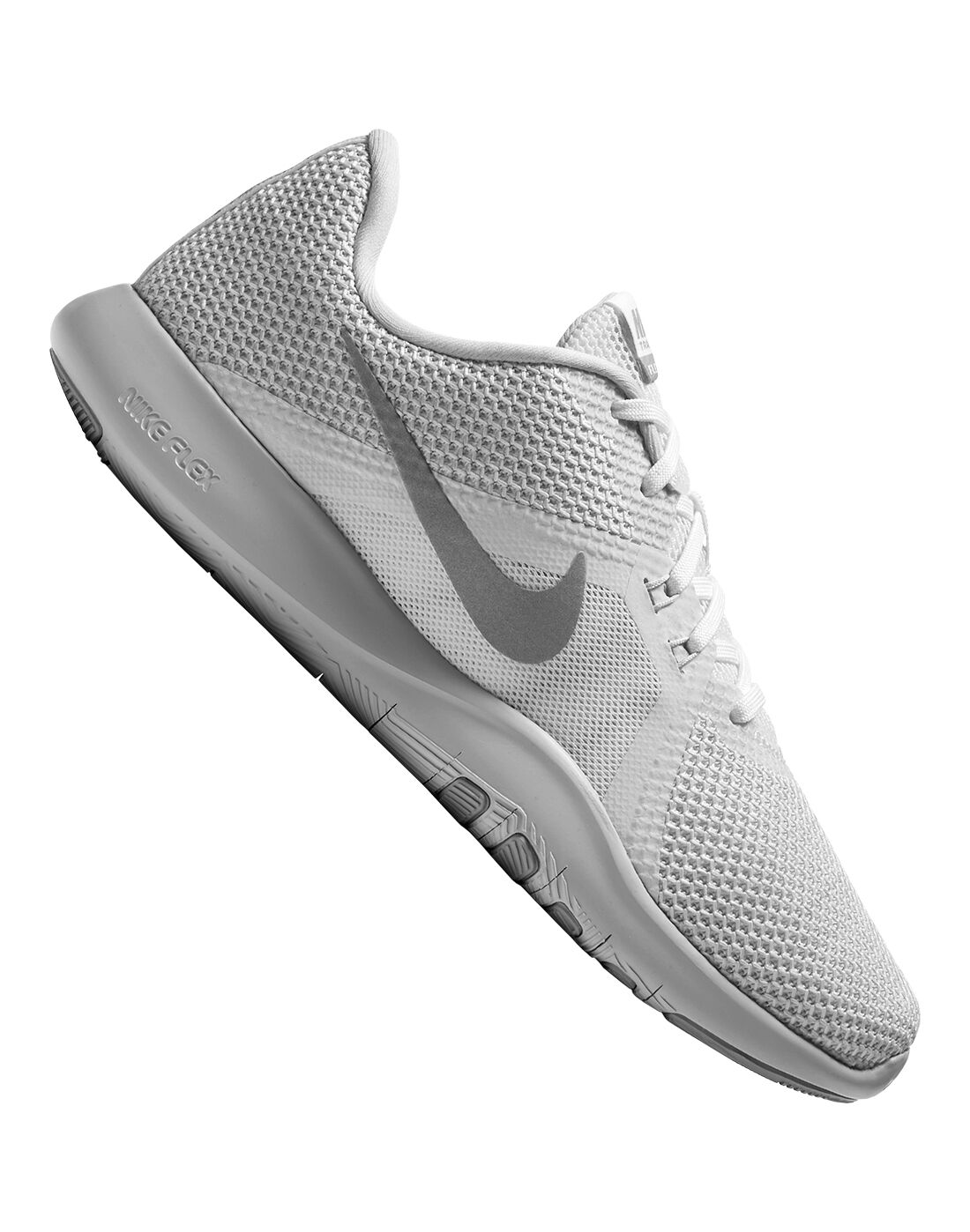 womens gym trainers white
