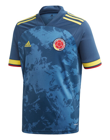 Kids Colombia Away Jersey