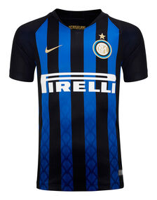 Kids Inter Milan Home 18/19 Jersey