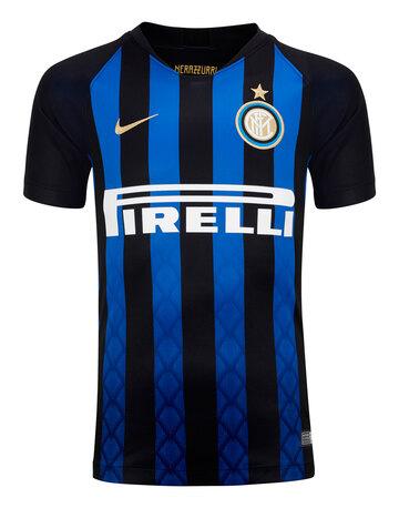Kids Inter Milan Home 18/19 Jersey