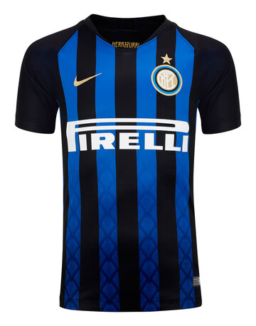 Kids Inter Milan Home 18 19 Jersey ... a23306705