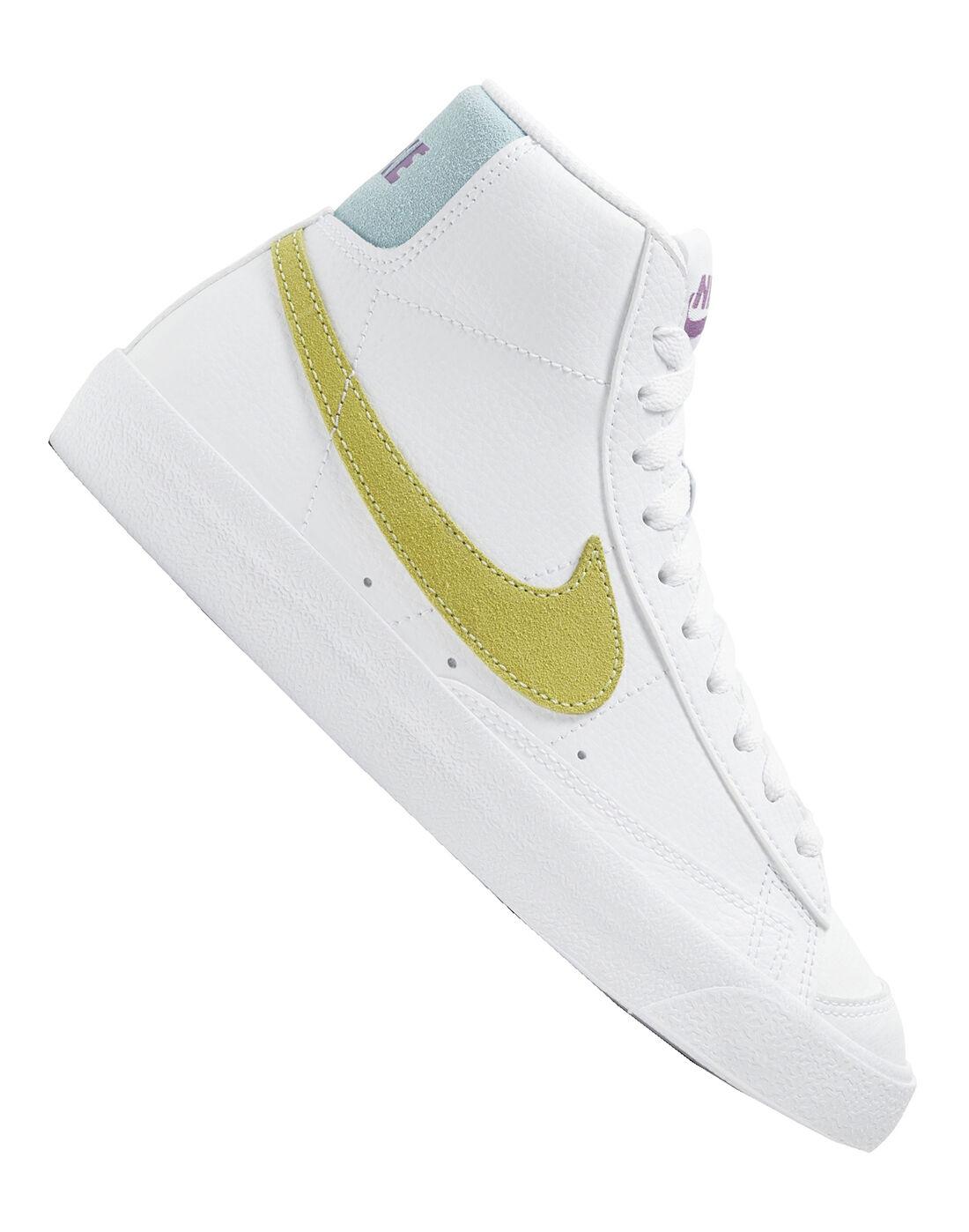 Nike Older Kids Blazer Mid - White | buy air jordan 11 retro low EU