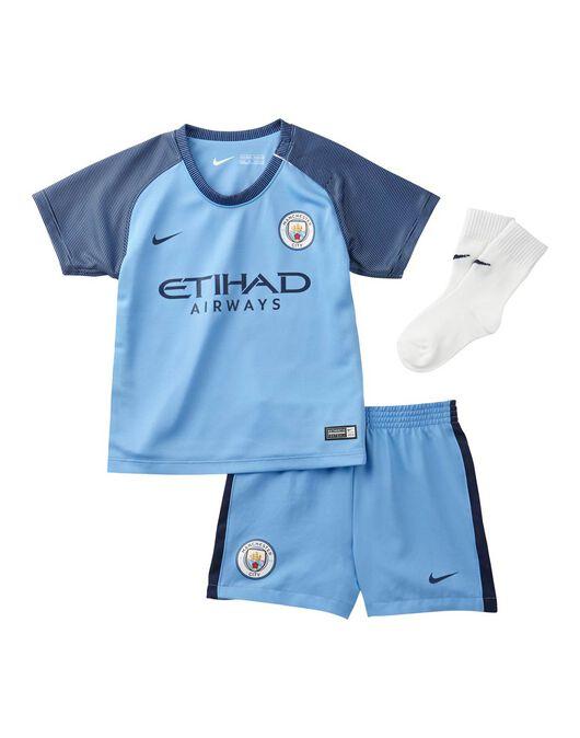 Infants Man City  Home Kit