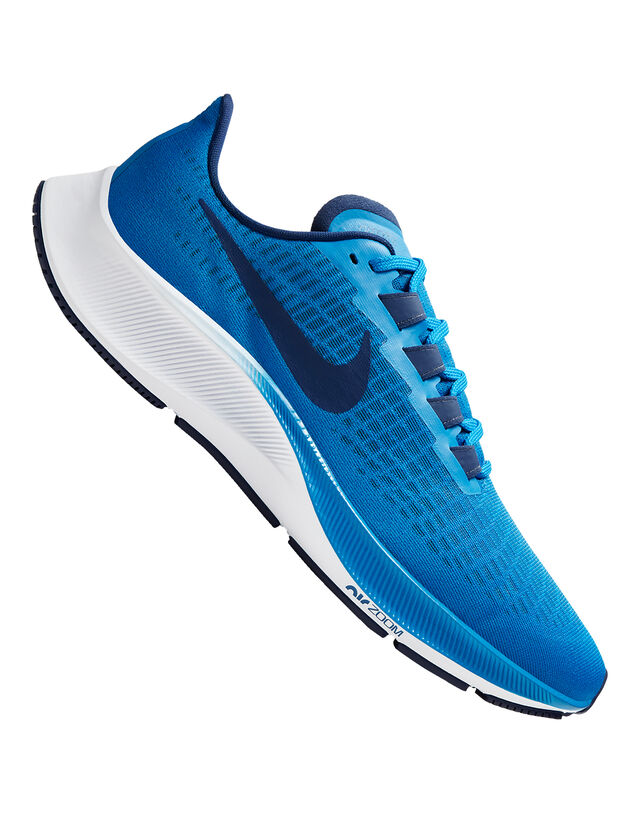 Nike Mens Air Zoom Pegasus 37 - Blue - 8