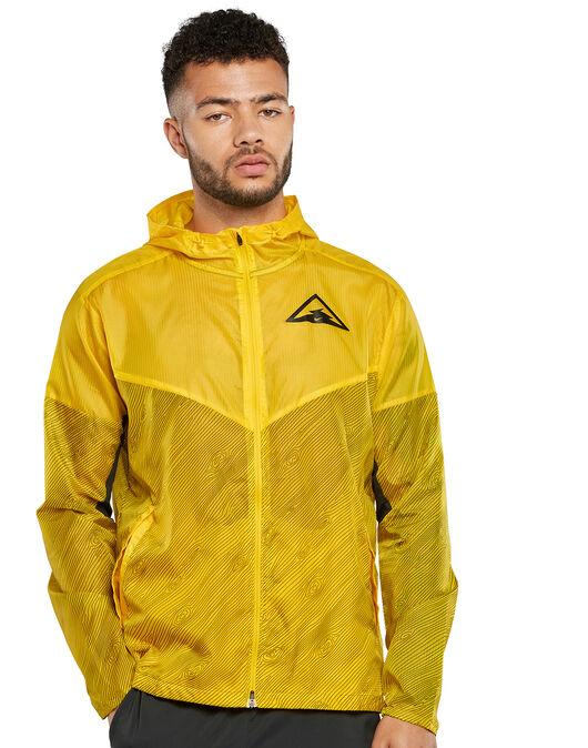 Mens Trail Windrunner Jacket