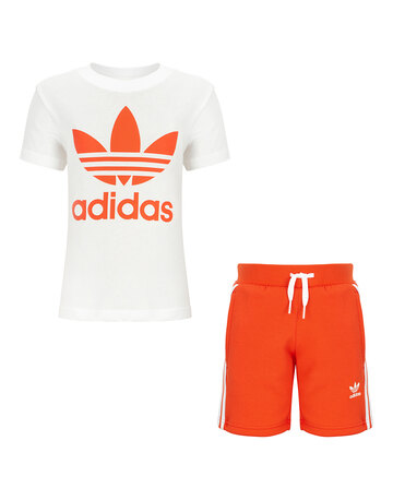 Younger Boys Short Set