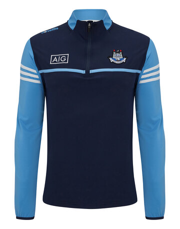 Adult Dublin Bolton Half Zip Brushed Top