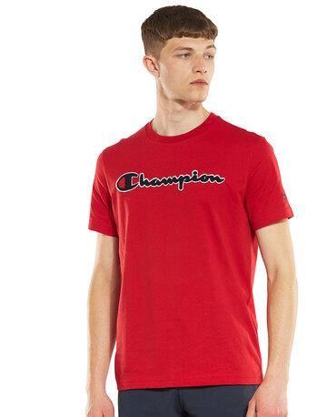 0776a32f861b5e Mens Crewneck T-Shirt ...