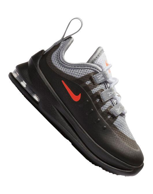 Amado consonante un poco  Infant Boys Nike Air Max Axis | Black | Life Style Sports