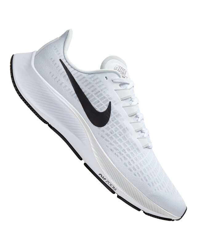 Nike Mens Air Zoom Pegasus 37 - White - 7