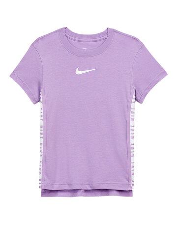 Older Girls Taping Swoosh T-Shirt