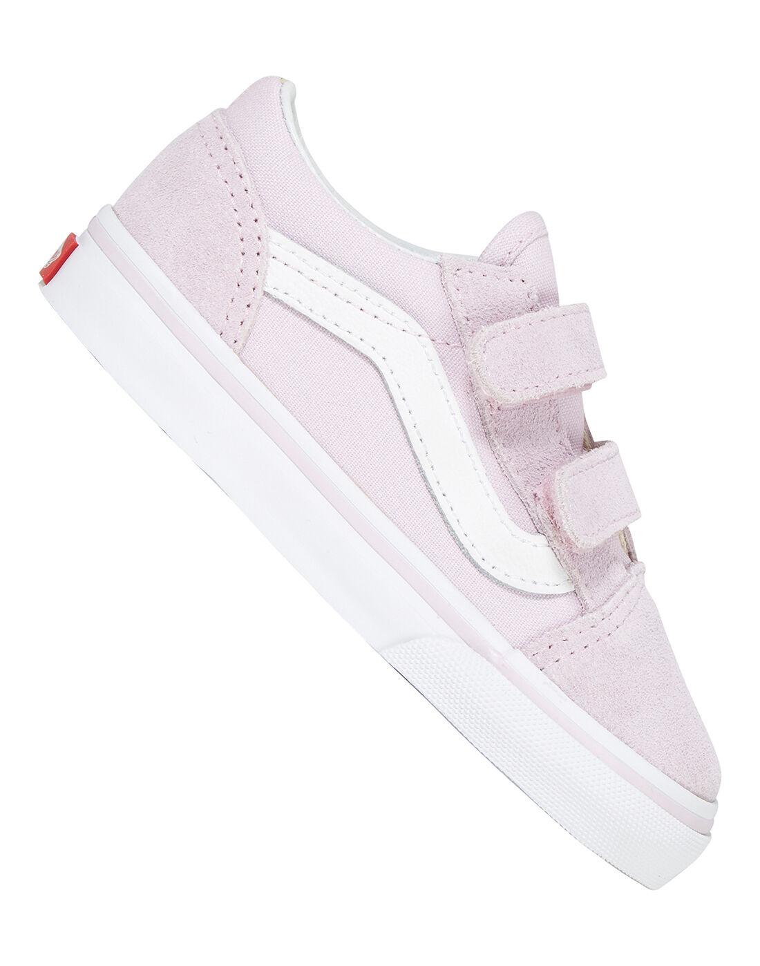 Infant Girl's Pink Old Skool Vans