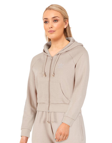 Womens Cropped Tracktop