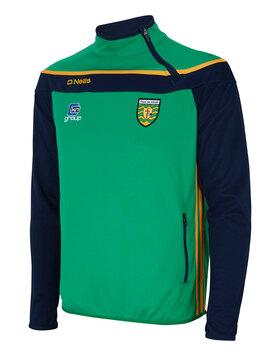 Mens Donegal Slaney Side Zip Top