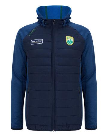 Mens Kerry Portland Full Zip Hooded Jacket