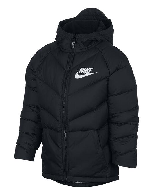 733c0b54209f Kid s Black Nike Insulated Jacket
