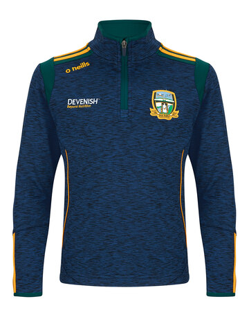 Kids Meath Solar Half Zip Top