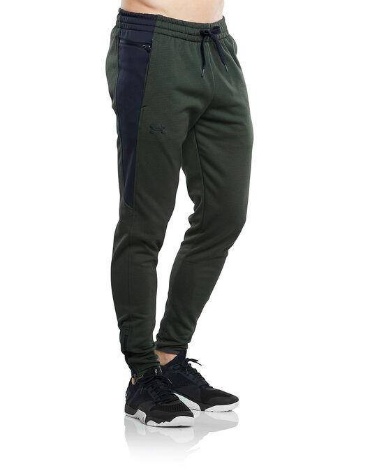 Mens Armour Fleece Textured Pants