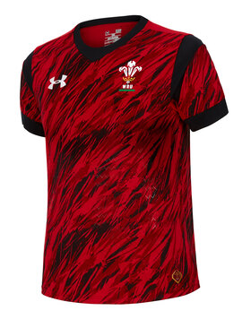 Adult Wales Home 7s Jersey