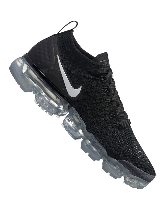 timeless design 66185 8b341 Nike Womens VaporMax Flyknit 2 | Black | Life Style Sports