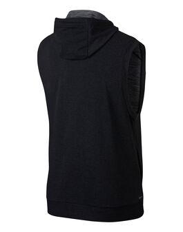 Mens Hyper-Dry Sleeveless Hoodie