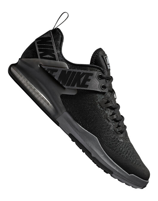 excellent quality 100% authentic really comfortable Men's Black Nike Zoom Gym Shoes | Life Style Sports