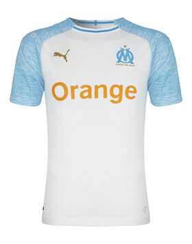 Adult MarseilleHome 18/19 Jersey