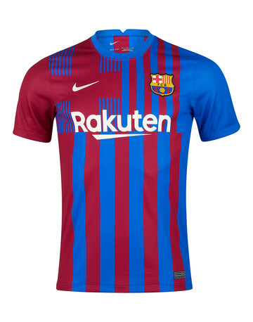 Adult Barcelona 21/22 Home Jersey