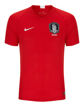 Adult Korea WC18 Home Jersey