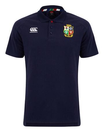 Adult British And Irish Lions Pique Polo Shirt