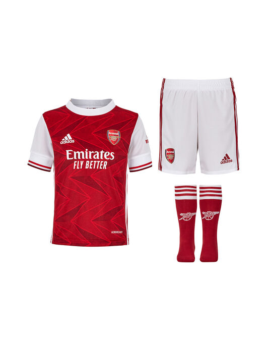 Kids Arsenal 20/21 Home Kit