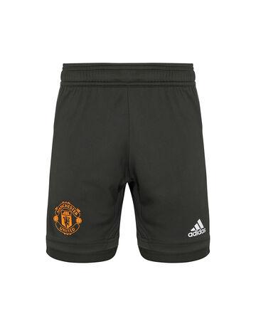 Kids Man Utd 20/21 Training Shorts