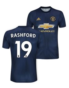 Adult Man Utd Rashford 3rd Jersey