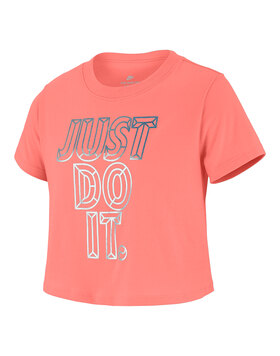 Older Girls JDI Crop T-Shirt