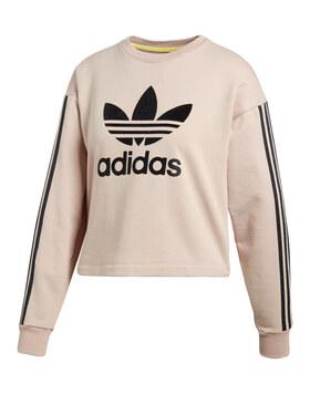 Womens 3 Stripe Sweater