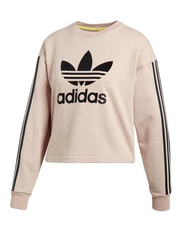 Womens 3-Stripes Sweatshirt