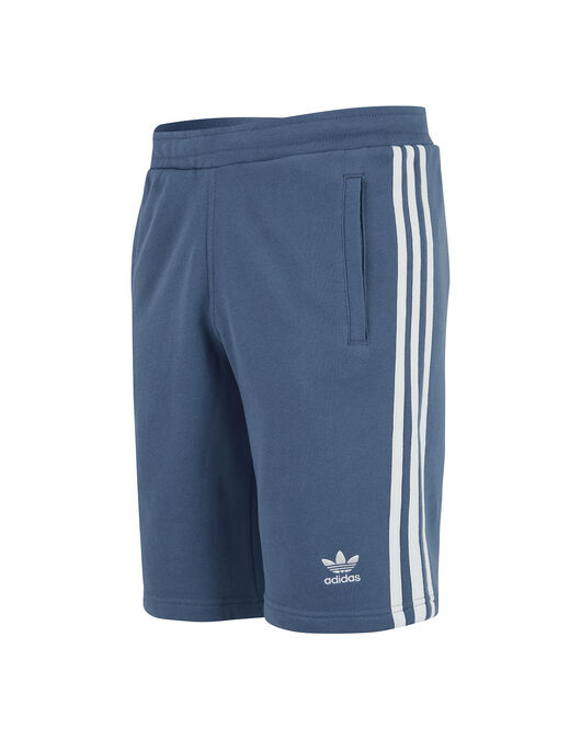 Mens 3 Stripes Fleece Shorts