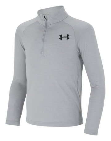 Older Boys Tech Half Zip Top