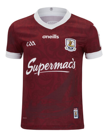 Kids Galway 21/22 Home Jersey