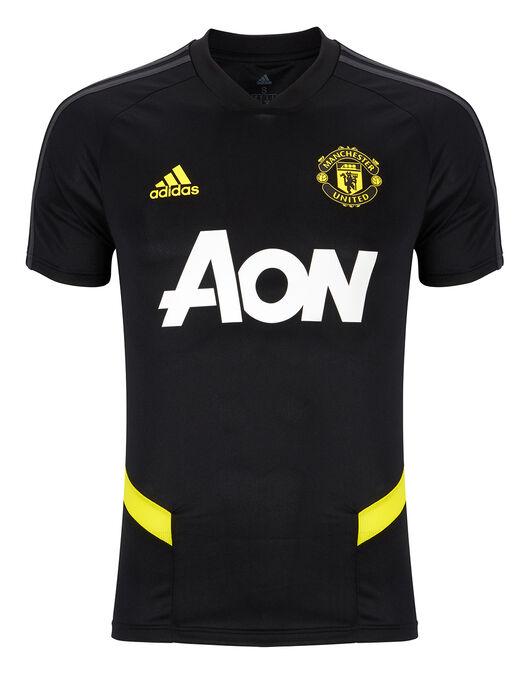 online store fdd60 e49bb adidas Adult Man Utd Training Jersey