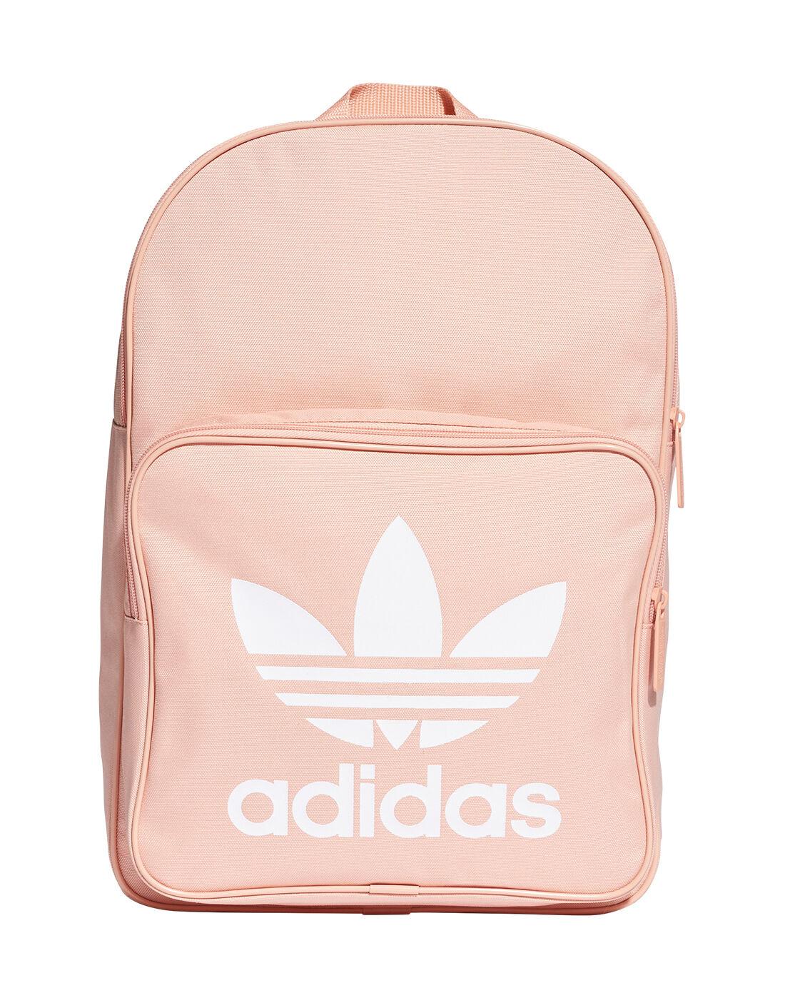 Pink adidas Trefoil Backpack   Life