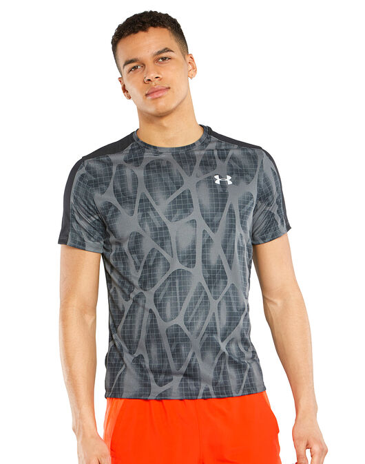 Mens Speed Stride Printed T-shirt