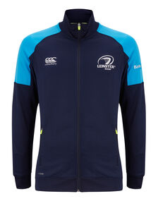 Mens Leinster Poly Track Jacket