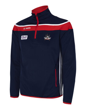Mens Cork Slaney Half Zip Top