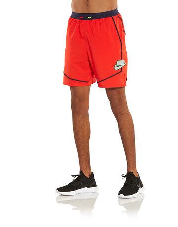 Mens Wild Run 7 Inch Shorts