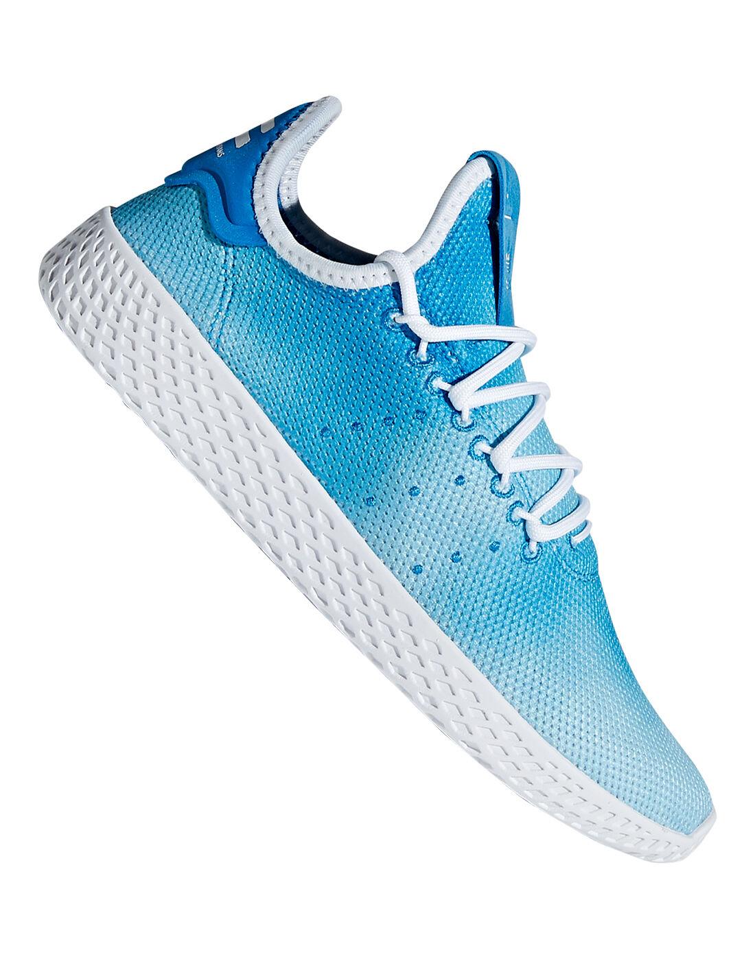 adidas Originals Older Kids PW Tennis HU | Blue | Life Style